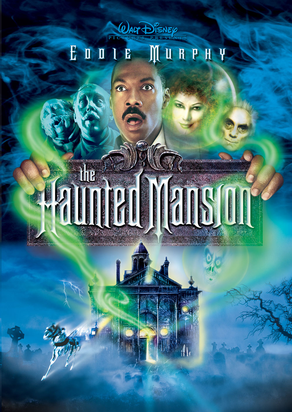 The Haunted Mansion (2003) - IMDb