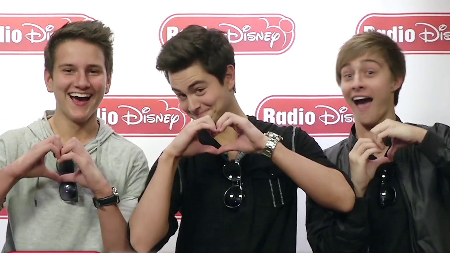 Valentine's Day - Radio Disney Greeting