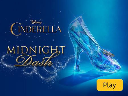 Cinderella: Midnight Dash