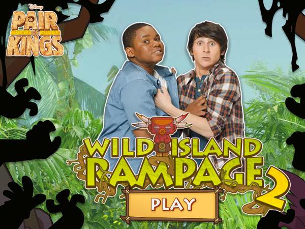 Wild Island Rampage 2