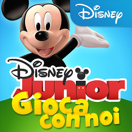Disney Junior: Gioca Con Noi