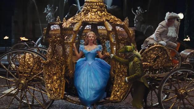 Cinderella - Official Trailer