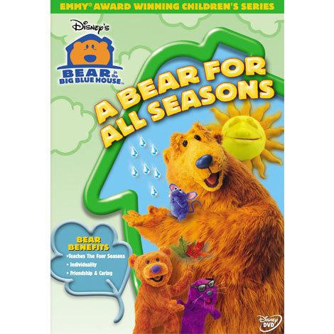 A Bear For All Seasons DVD