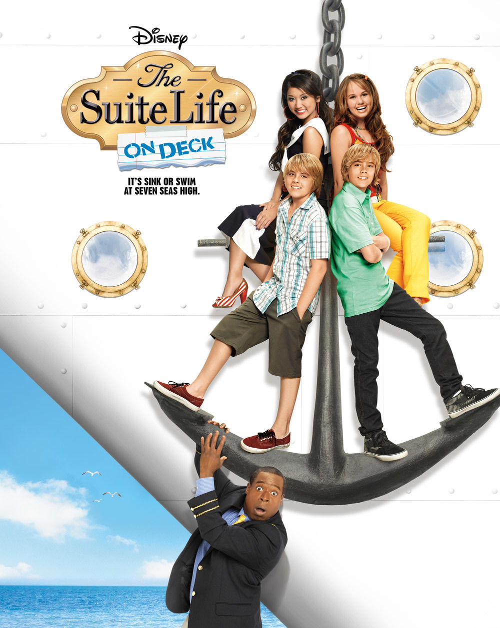 Suite Life on deck Season 2 -