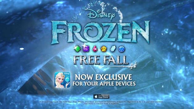 Frozen Free Fall Trailer