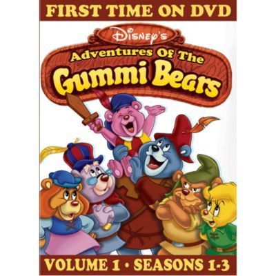 Seasons 1-3 DVD