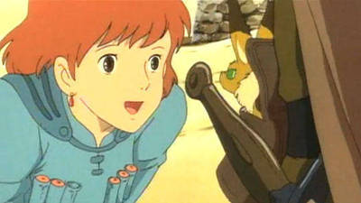 Kaze no tani no Naushika: Nausicaa of the Valley of the Wind