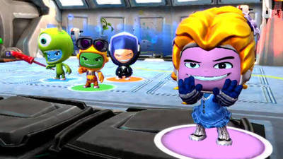 Disney Universe: Get Connected