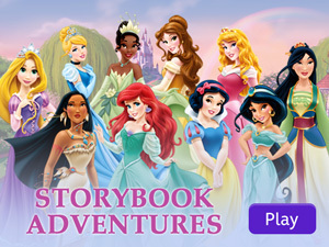 Princess - Storybook Adventures
