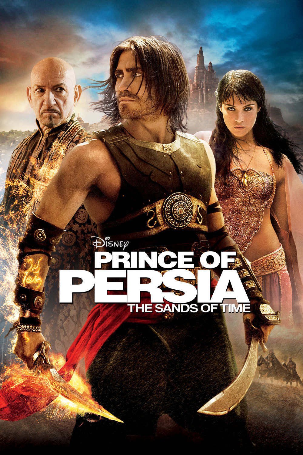 prince of persia sands of time A prince must stop a despot from unleashing a sandstorm that could destroy all mankind.