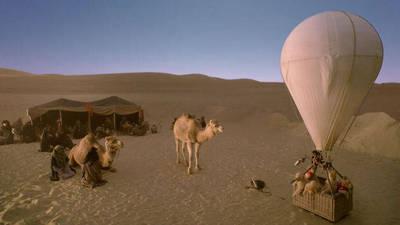 Clip - Hot Air Balloon