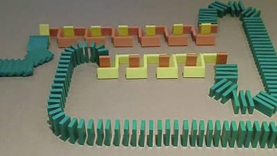 68 Domino Techniques / Inventions!