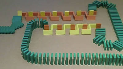 68 Domino Techniques / Inventions!