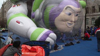 Buzz Takes Manhattan