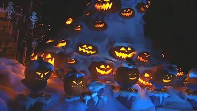 Halloween Time: Halloween at Disneyland
