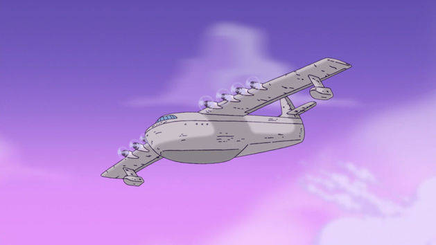 Big Ginormous Airplane