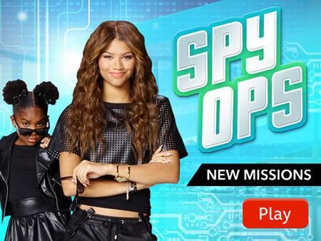 K.C. Undercover - Spy Ops