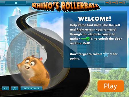 Bolt - Rhino's Rollerball