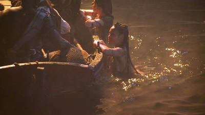 On Stranger Tides: Different Mermaids