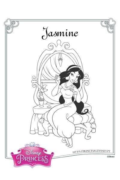 Colorir com a Jasmine 2