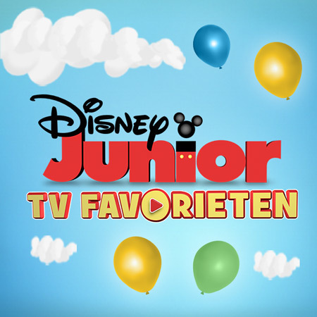 Disney Junior TV Favorieten