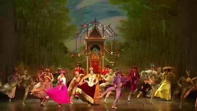 Mary Poppins on Broadway Sneak Peek