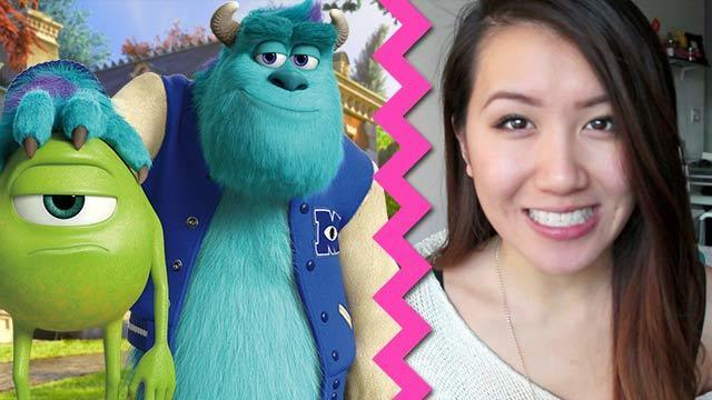 Monsters University Inspired Outfits - A Beautycakez Disney Exclusive DIY