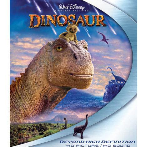 dinosaur disney movies