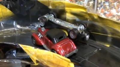 Die Cast Race - Classic Cord v. 1937 Bugatti