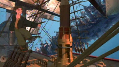 Treasure Planet Trailer