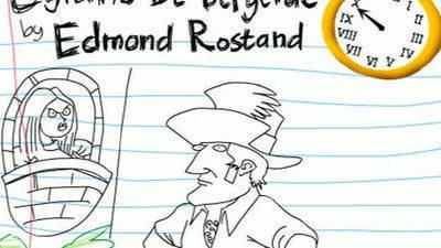 Cyrano de Bergerac - Last Minute Book Reports