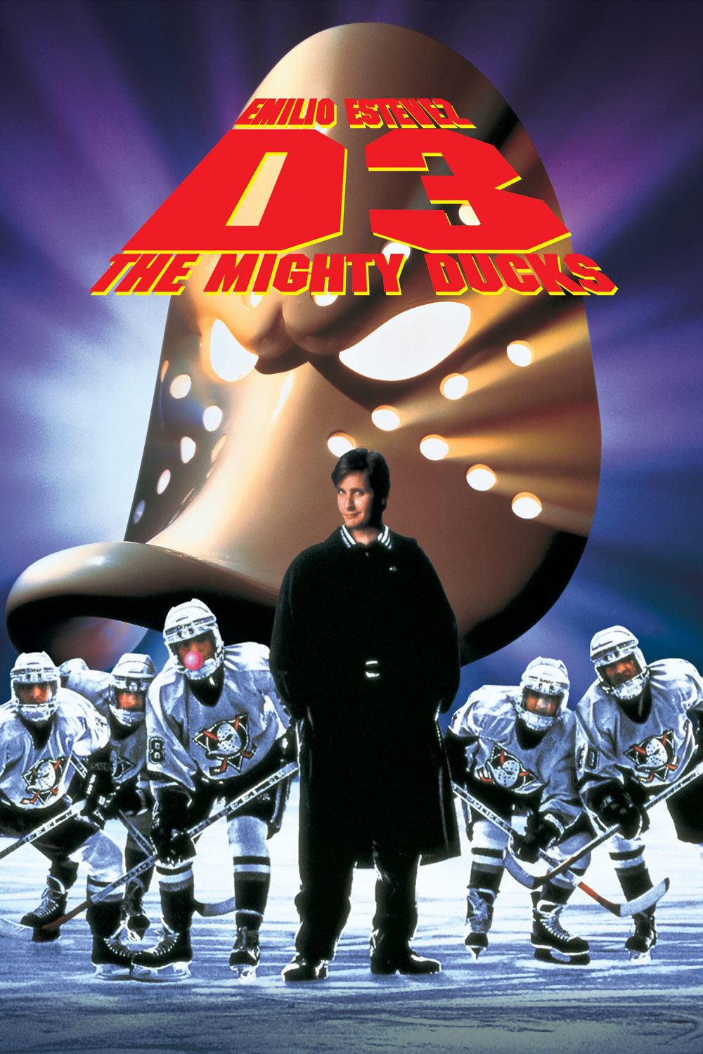 d3 the mighty ducks disney movies