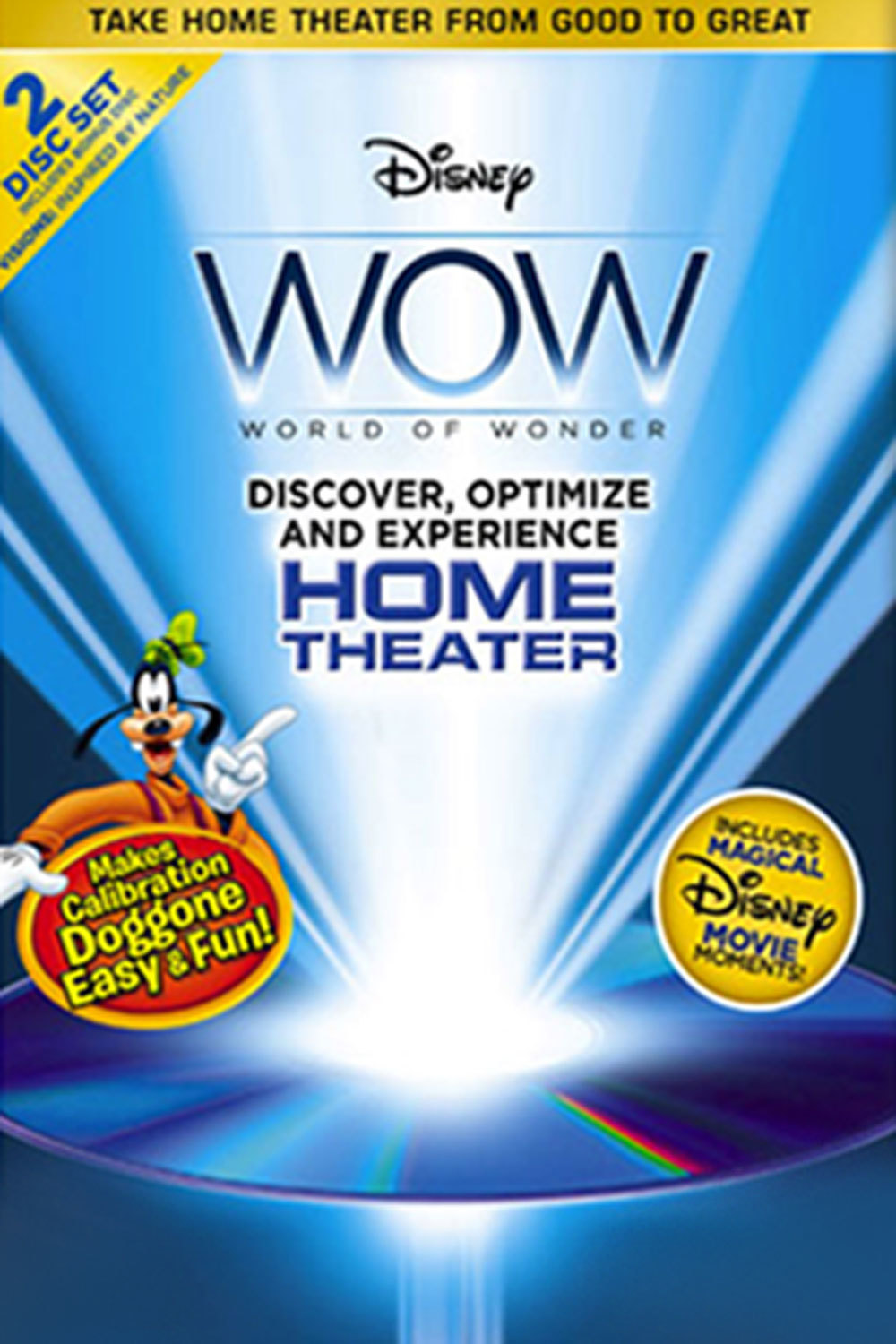 Disney WOW: World Of Wonder