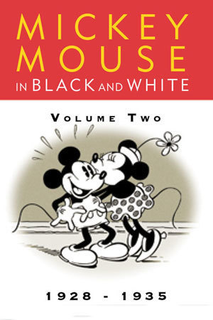 Mickey Mouse In Black And White, Vol. 2