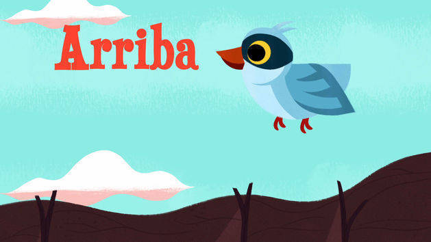 Arriba/Abajo - Words with Wazoh - It's a Small World Short