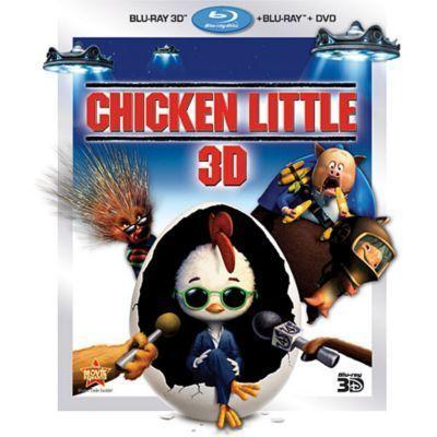 Blu-ray™  3D + Blu-ray™ + DVD