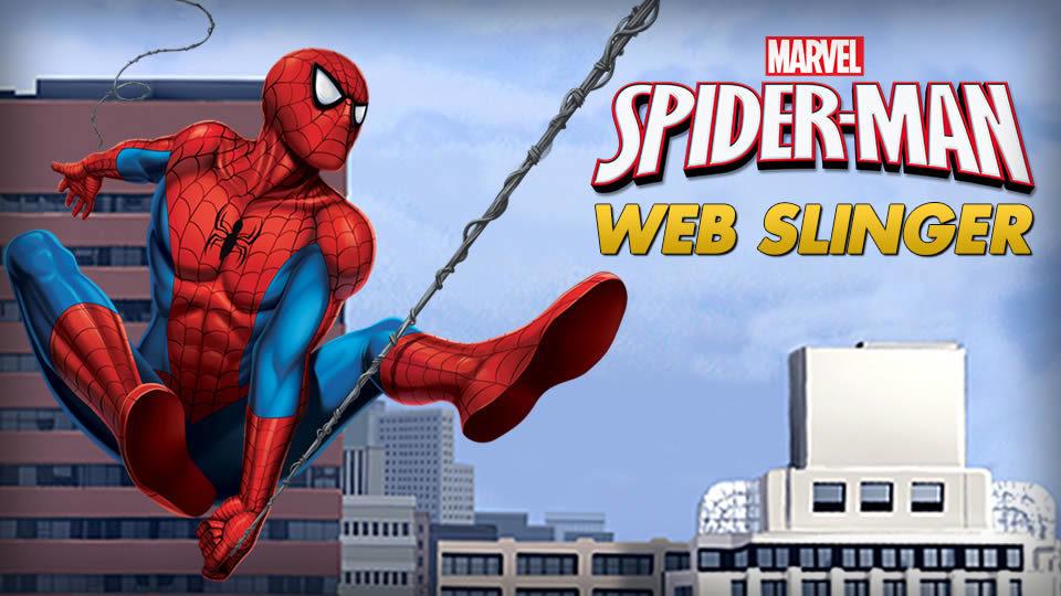 Spider-Man Web-Slinger