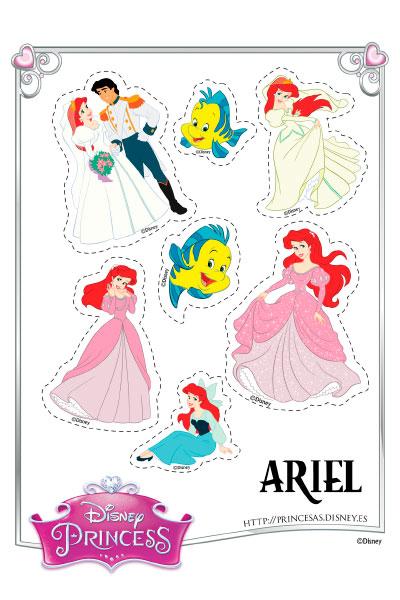 Ariel pegatinas