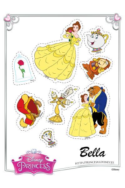 Bella - pegatinas