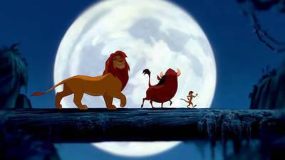 The Lion King Diamond Edition