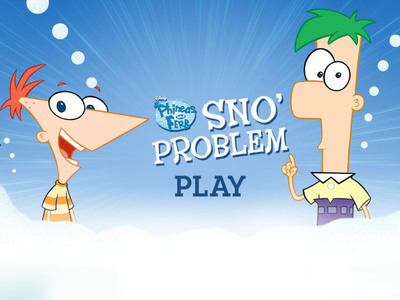 Phineas and Ferb: S'no Problem