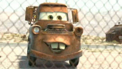 My Name's Mater