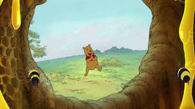 Pooh's Tummy
