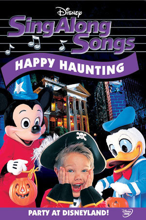 Disney Sing Along Songs: Happy Haunting