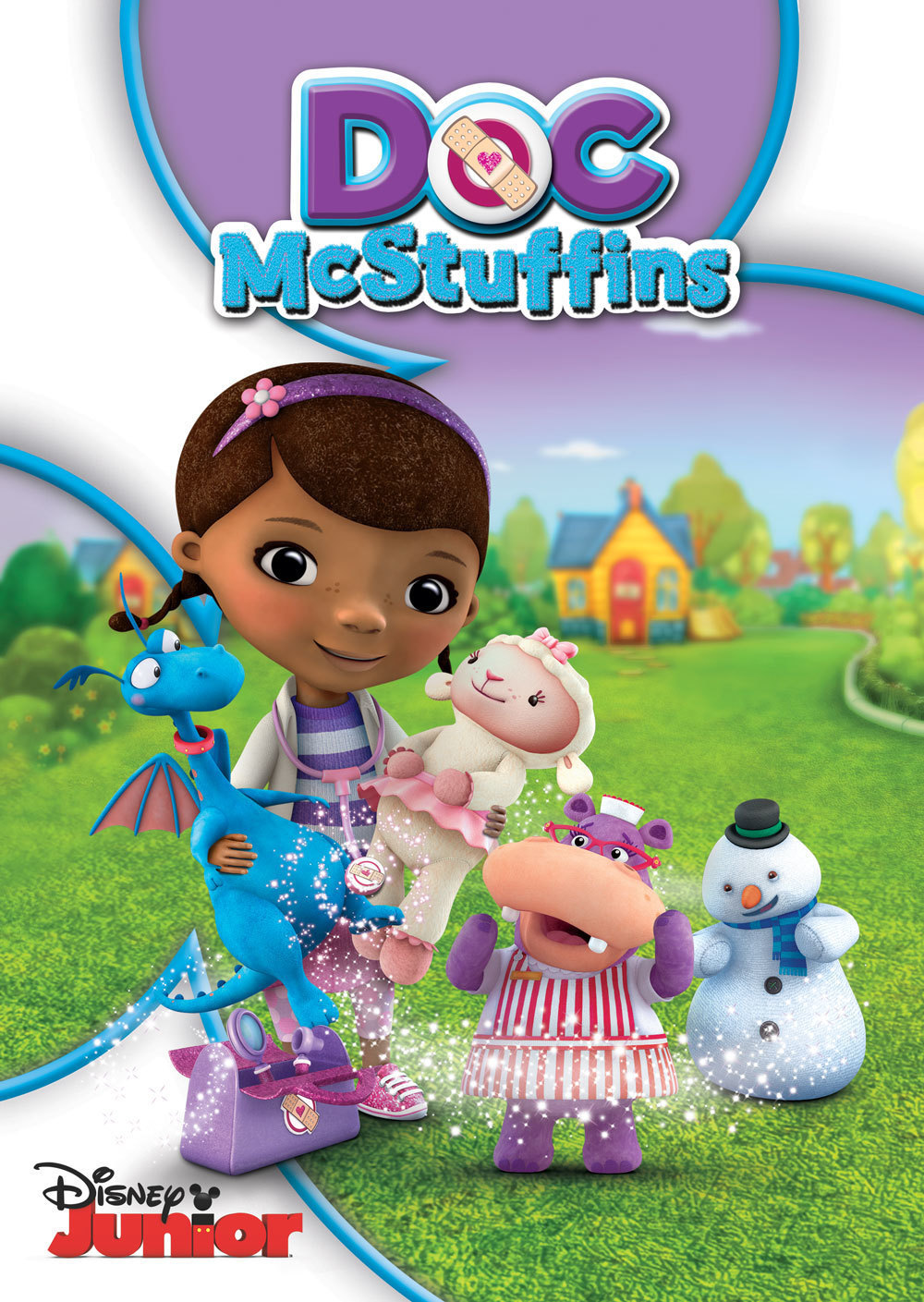 Doc McStuffins: Toy Hospital New on DVD!