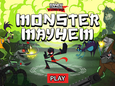 Randy Cunningham: Monster Mayhem