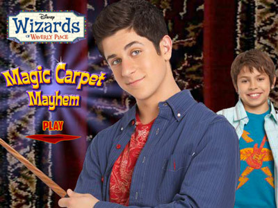 Magic Carpet Mayhem