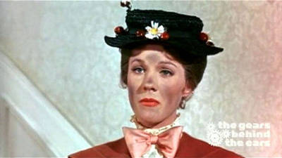 Gears Behind the Ears: Julie Andrews