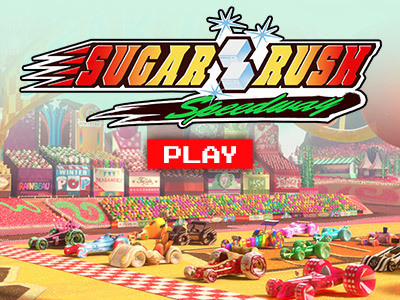 Wreck-It Ralph: Sugar Rush Speedway