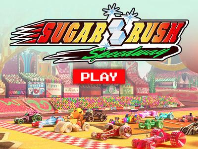 Wreck-It Ralph: Sugar Rush Speedway